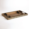 Picture of KOKORO ETCHED RECT TRAY, BR SM