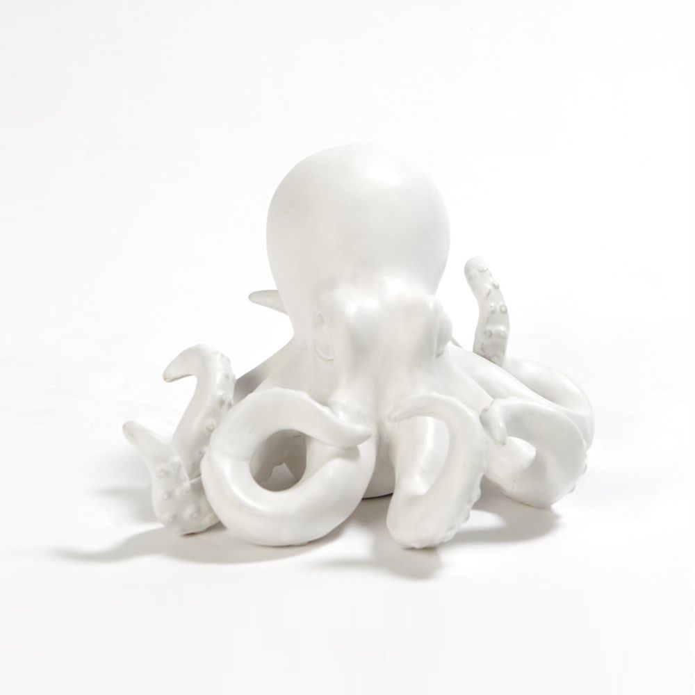 Picture of OCTOPUS, WHITE