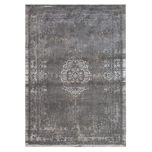 Picture of MEDALLION RUG, STONE 8X11