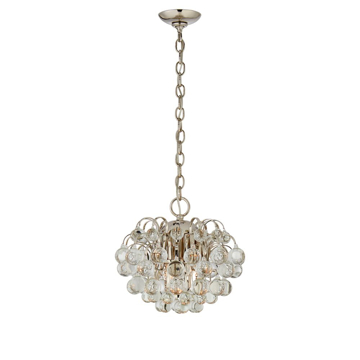 Picture of BELLVALE SMALL CHANDELIER, PN