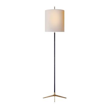 Picture of CARON FLOOR LAMP, BZ/HAB