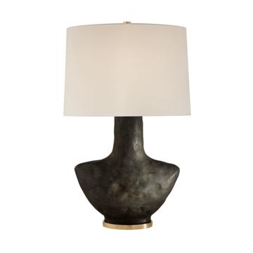 Picture of ARMATO SMALL TABLE LAMP, SBM