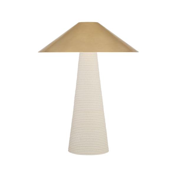 Picture of MIRAMAR ACCENT LAMP, PRW-AB