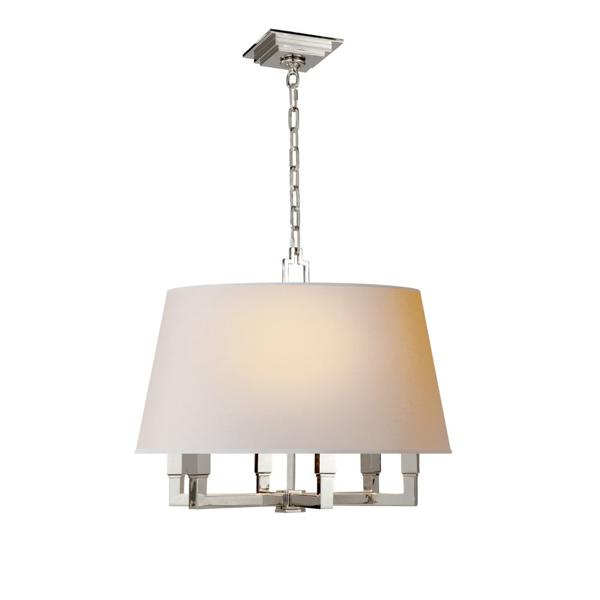 Picture of SQUARE TUBE HANGING SHADE, PN