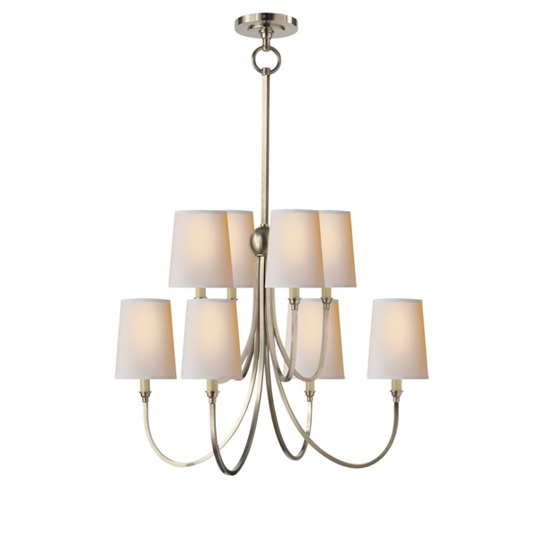Picture of REED LARGE CHANDELIER, AN-NP